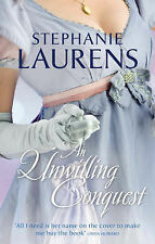 An Unwilling Conquest (MIRA), Stephanie Laurens, Paperback, New