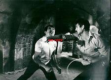 Photo argentique bagarre Combat fighting boxe boxing movie cinéma film
