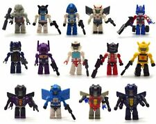 Transformers Autobot Decepticon 14x Mini Figures Set Building Brick Blocks BULK