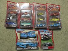 DISNEY PIXAR THE WORLD OF CARS DIECAST LOT GIFT PACK~MOVIE MOMENTS~DINOCO DREAMS