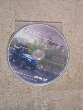 2012 Arctic Cat Prowler XT XTX XTZ Service Manual CD Compact Disc P/N 2259-181 T