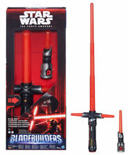 STAR WARS THE FORCE AWAKENS KYLO REN ELEKTRONISCHES LICHTSCHWERT BLADEBUILDERS