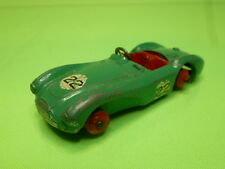 DINKY TOYS 110 ASTON MARTIN RACE CAR - GREEN 1:43 -  NICE CONDITION