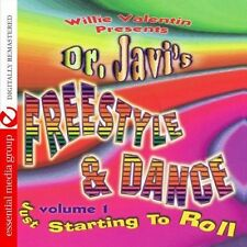 Vol. 1-Willie Valentin Presents Dr. Javi's Freesty - Willie (2013, CD NEUF) CD-R