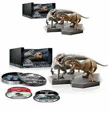 Jurassic World 3D Blu-Ray + DVD Limtied Special Collector Edition Gift Set | NEW