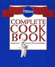 ~~~Pillsbury Complete Cookbook - Hardcover Ringbinder  - 535 pages~~~