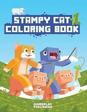 Stampy Cat Coloring Book : StampyLongNose Adventures by Minecraft Library and...