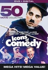 PRE RELEASE: ICONS OF COMEDY: 50 MOVIE MEGAPACK - DVD - Region 1