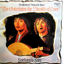 Fortune's Fire - To Entertaine The Stealth Of Love - 1977 NEAR MINT (VAR 1023)
