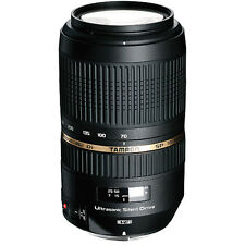 Tamron SP 70-300mm f/4-5.6 Di VC USD Telephoto Zoom Lens for Canon