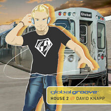 CD Global Groove Vol. 2-House