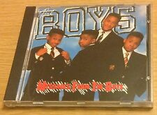 THE BOYS Message From The Boys Debut CD Album (1988)