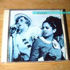 Chewy - Chewy UK CD Fierce Panda Label #K01