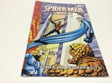 SPIDERMAN CLASSIC POWER & RESPONSIBILITY TPB (MARVEL/ALL AGES/1215188) LOT OF 1