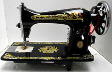 SINGER 15NL Replica 1937 Sphinx Domestic Household Sewing Machine w/ Motor+Pedal