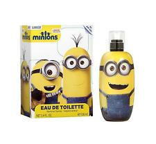Minions By Air Val 3.3/3.4oz. Edt Spray For Kids New In Box