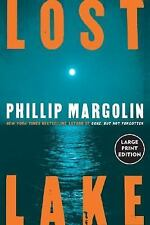Lost Lake by Phillip Margolin (2005, Paperback, Large Type) 595