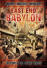 East End Babylon: The Story of the Cockney Rejects DVD NEW