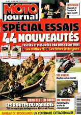MOTO JOURNAL 1807 HARLEY DAVIDSON XR 1200 1584 FXCW Softail Rocker BMW F 800 GS