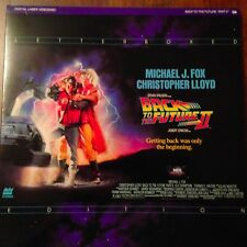 Back To The Future II / Letterboxed -  Laserdisc  Buy 6 For Free Shipping