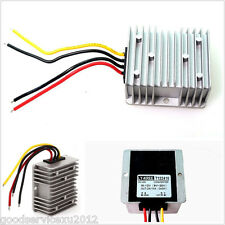 Autos SUV 240W DC 12V Step Up to DC 24V 10A Power Supply Converter Regulator Kit