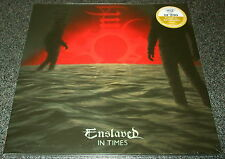 ENSLAVED-IN TIMES-2015 2xLP DIEHARD GOLD VINYL-LIMITED TO 200-NEW & SEALED