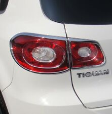 VW VOLKSWAGEN  TIGUAN CHROME REAR LIGHT TRIM