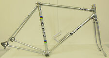 Alan Vintage Super Record Frame Campagnolo C Record Headset 51cm 1980s Eroica