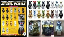 Rare Medicom 2008 Pepsi Star Wars 70% BE@RBRICK Bearbrick Figure 16 pcs