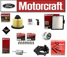 Motorcraft Tune Up Kit 1997-1999 Ford Expedition 4.6L Spark Plug Wire Set WR5934