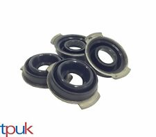 FORD TRANSIT INJECTOR SEALS 2.0 2.4 2000 - 2006 SET OF 4 MK6 TDDi Di TDCi