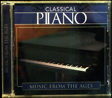 Classical Piano: Music from the Ages (CD, Jul-2000, Direct Source)