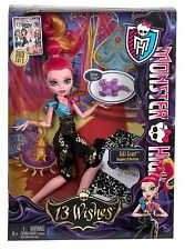 Monster HIGH 13 souhaits gigi grant poupée