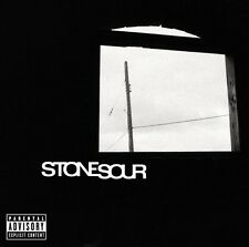 STONE SOUR - STONE SOUR CD HEAVY METAL 13 TRACKS NEU