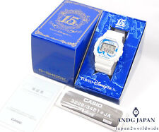 G-shock Tokyo Disney Sea 15th Anniversary DW-5600 Japan Mickey limited white