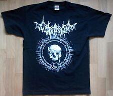 Flagellant Shirt! Size M! Marduk Dissection Acherontas Watain Goatmoon Sargeist