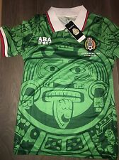 Mexico Retro Shirt 1998 World Cup Shirt Medium