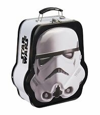 Vandor Star Wars Stormtrooper Embossed Lunch Box # 99370