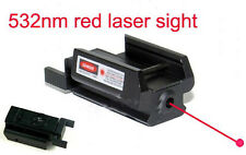 High Quality Red Dot Laser Sight for 4 Pistol/Glock17 19 20 21 22 31 34 35 37