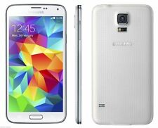 Samsung Galaxy S5 SM-G900P (Latest Model) - 16GB - White (Boost Mobile) Grade C