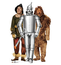 THE WIZARD OF OZ - GROUP - LIFE SIZE STANDUP/CUTOUT BRAND NEW - MOVIE 1620