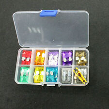 120pc Blade Fuse Assortment Auto Car Truck Motorcycle FUSES Kit ATC ATO Useful