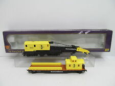 Mes-45387 3567 IHC h0 kranwagen-set Boston & Maine muy buen estado,