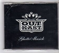 (GB204) Out Kast, Ghetto Musick - 2003 CD