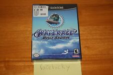 Wave Race: Blue Storm (Nintendo Gamecube) NEW SEALED Y-FOLD, MINT, RARE!