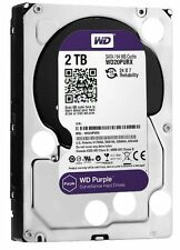 WD Purple 2TB Surveillance Hard Disk 5400 RPM Class SATA 6 Gb 64MB 3.5 Inch