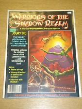 MARVEL SUPER SPECIAL #13 WARRIORS OF THE SHADOW REALM 3 FINE MARVEL US MAGAZINE