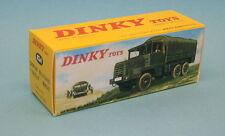"""Boite neuve Dinky Toys  BERLIET """"Gazelle"""" réf: 824"""