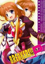 Magical Girl Lyrical Nanoha Doujinshi '' BREAKERS PORTABLE '' Nanoha Fate