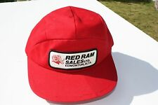 Ball Cap Hat - Red Ram Sales Edmonton Alberta Truck Heavy Equipment (H1467)
